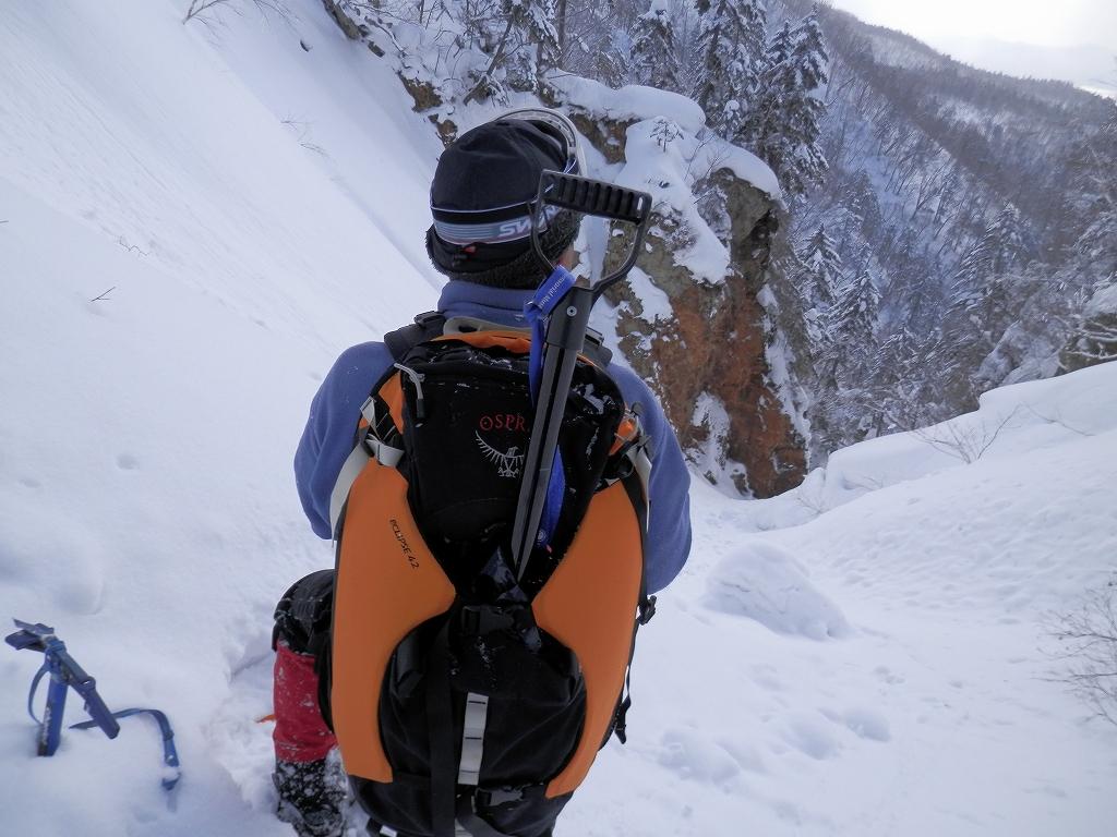 オコタンペ山、1月29日-同行者からの写真-_f0138096_23273887.jpg