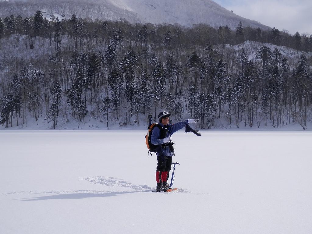 オコタンペ山、1月29日-同行者からの写真-_f0138096_23275170.jpg