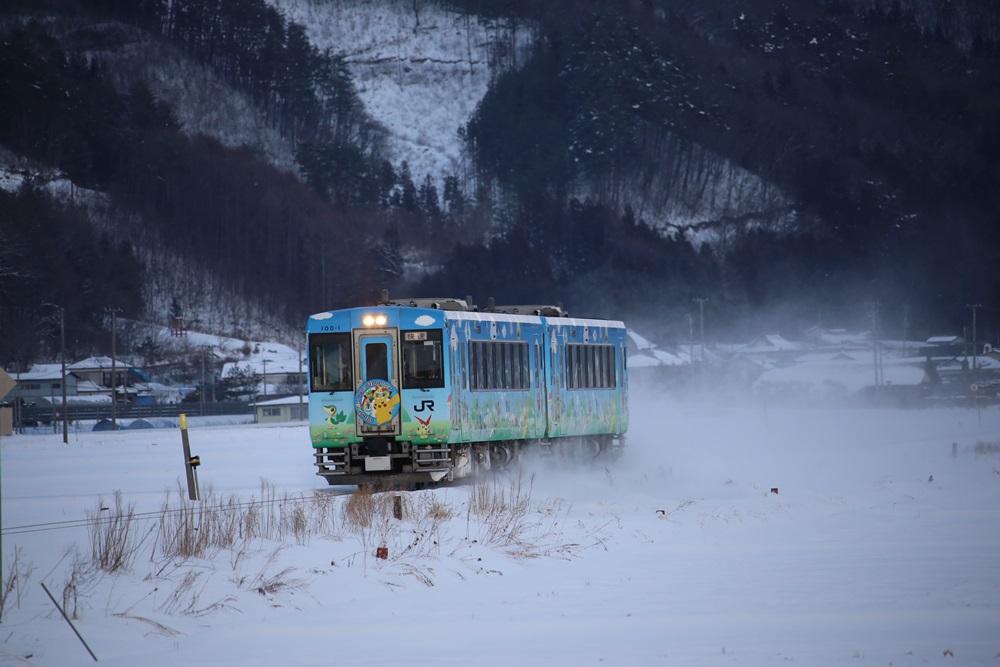 雪降り_c0111229_17561561.jpg