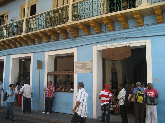キューバ、トローバの家_a0103940_23533829.jpg