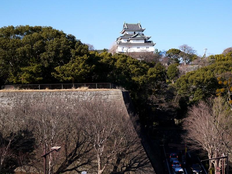 和歌山城公園にて_b0093754_2093264.jpg