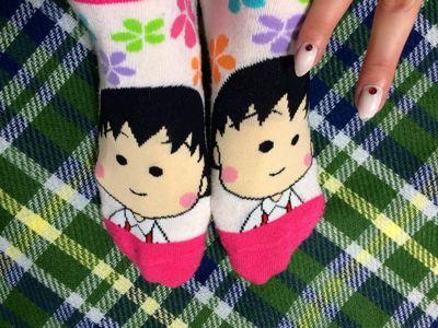 日曜日の靴下⭐️_c0151965_21321071.jpg