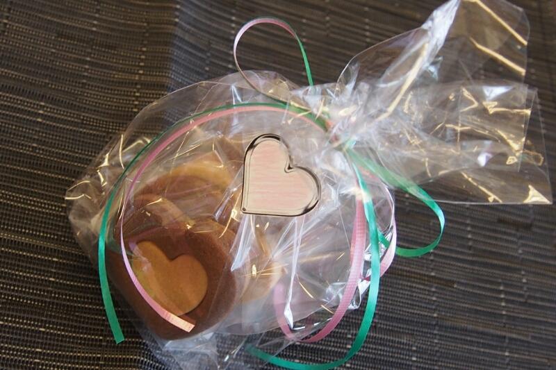 バレンタインクッキー、ハーモニー_b0106766_2254168.jpg