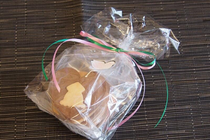 バレンタインクッキー、ハーモニー_b0106766_2256637.jpg