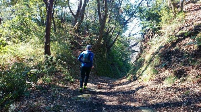 Sunday Morning Run & Beer (多摩川左岸トレイル & 鎌倉トレイル & 三浦アルプス)_b0219778_18565339.jpg