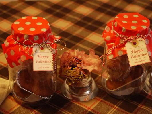 パルケ先生1月cake class『チョコレートのお菓子2015』_e0159185_8301144.jpg