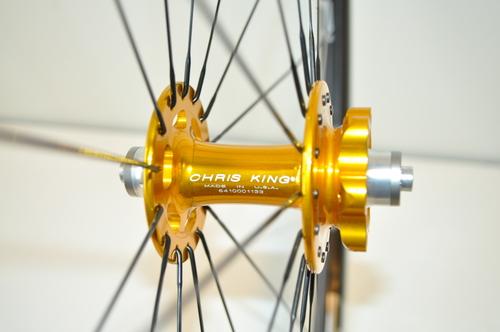 自転車の 自転車 ホイール 組み方 種類 : フロントはラジアル組みで軽さ ...