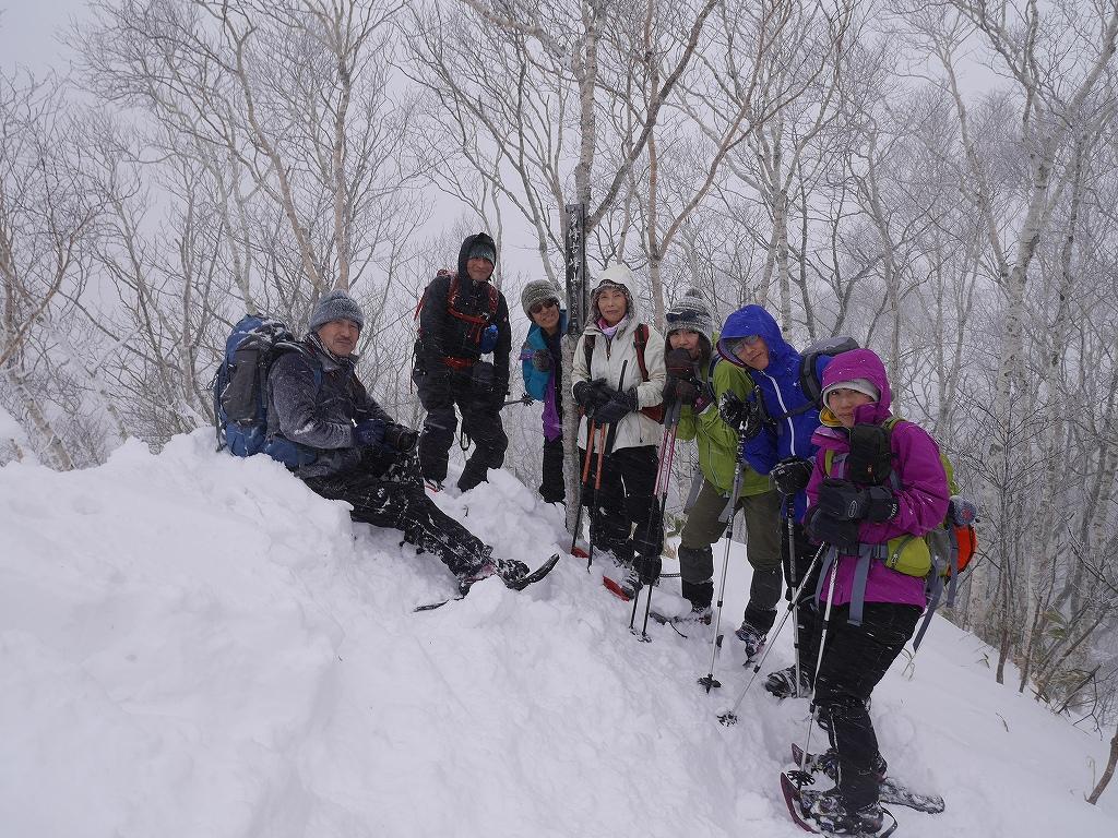 多峰古峰山、2月1日-速報版-_f0138096_1442451.jpg