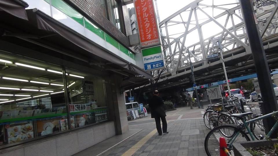 SAORI豊崎長屋への行き方 地下鉄中津駅から編_d0295916_13141658.jpg