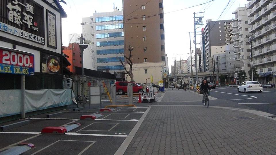 SAORI豊崎長屋への行き方 地下鉄中津駅から編_d0295916_1423314.jpg