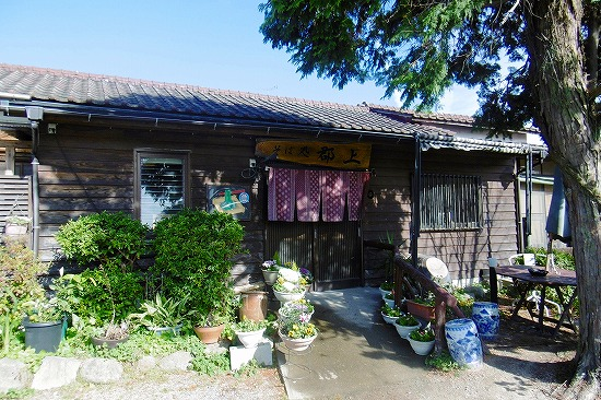 そば処郡上で蕎麦ランチ 福岡の観光&グルメ_d0086228_15155970.jpg