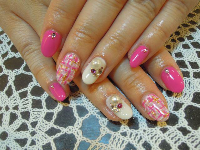 Tweeds Nail_a0239065_1504610.jpg