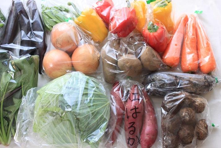 ハピベジさんの「イケメン熊本野菜人の厳選野菜の贈り物」をご紹介します♪_a0154192_16292279.jpg
