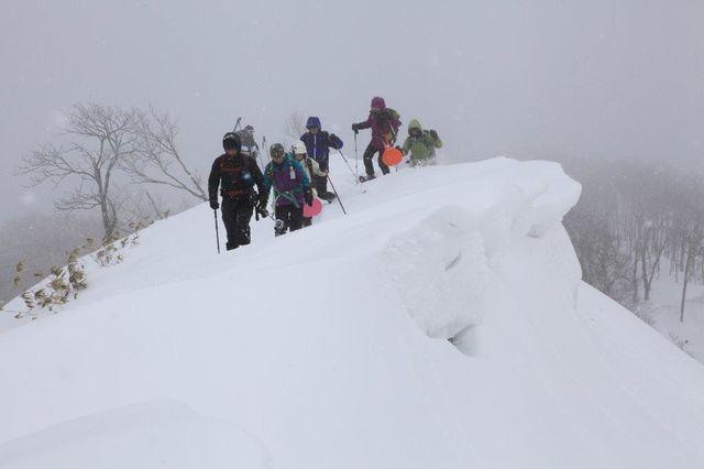 多峰古峰山、2月1日-同行者からの写真-_f0138096_12574949.jpg