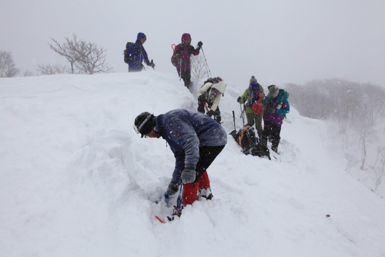 多峰古峰山、2月1日-同行者からの写真-_f0138096_1384529.jpg