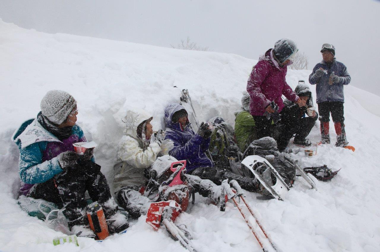 多峰古峰山、2月1日-同行者からの写真-_f0138096_1391092.jpg