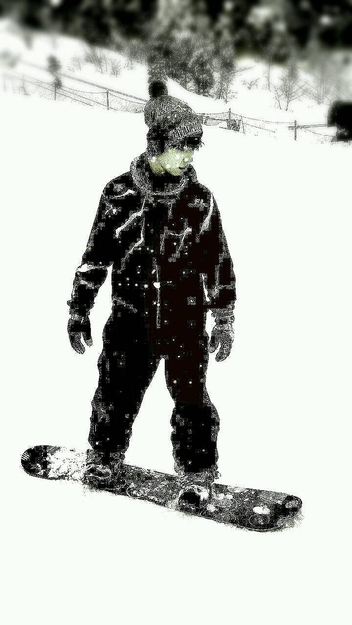 樹氷 極上powder_e0115904_14510337.jpg