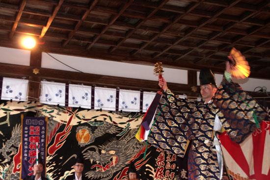 15節分祭3 松尾大社 石見神楽_e0048413_2042748.jpg