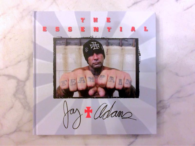 「 THE ESSENTIAL JAY ADAMS」_c0078333_033019.jpg