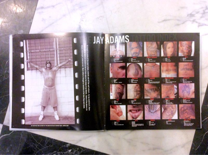 「 THE ESSENTIAL JAY ADAMS」_c0078333_037441.jpg