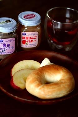 沢屋のりんごバタージャム&黒豆ジャムとルピシアの紅茶_b0048834_9284141.jpg