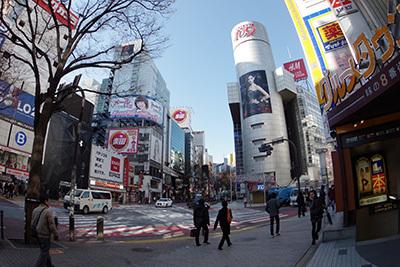 2月3日(火)の渋谷109前交差点_b0056983_13065551.jpg