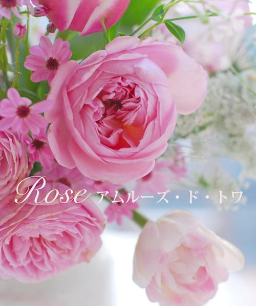 2月になりました 早春ピンクのアレンジメント 東京目黒不動前フローラフローラ花の教室1月のレッスンから_a0115684_03154546.jpg