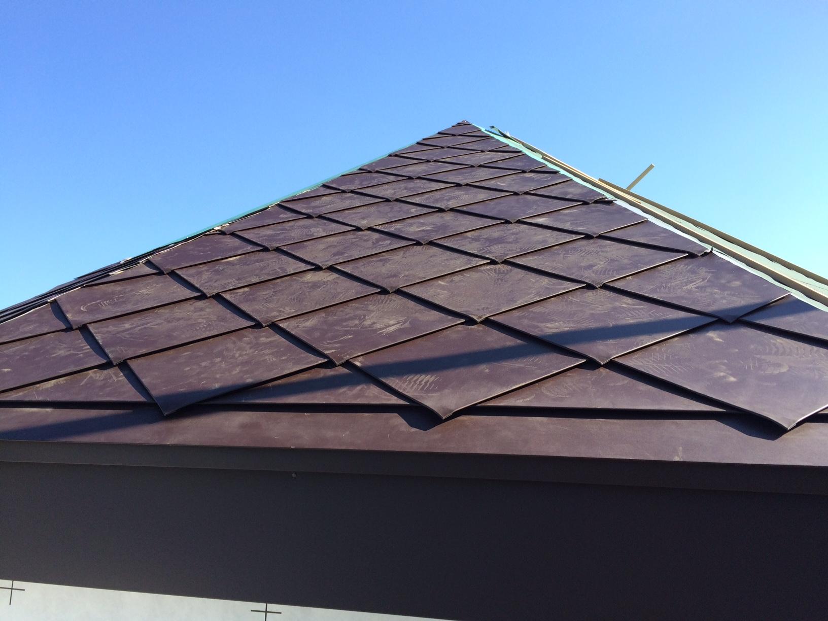 チョコレート色の屋根。〜つくば市Yさま邸_a0117794_15521945.jpg