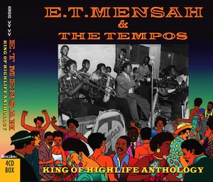 "New Disc : E.T. Mensah & The Tempos ""King of Highlife Anthology\""_d0010432_2256147.jpg"