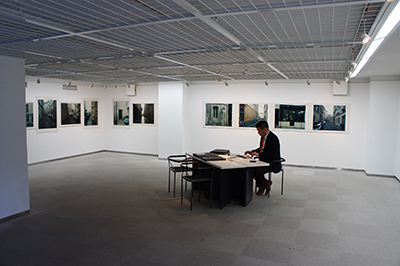 Hiro TOBE 写真展 パリ3区トリニー通りへ_f0171840_10133956.jpg