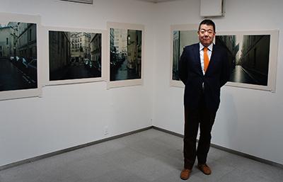 Hiro TOBE 写真展 パリ3区トリニー通りへ_f0171840_10155234.jpg