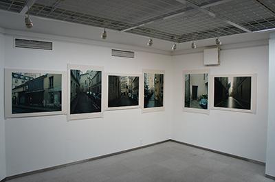 Hiro TOBE 写真展 パリ3区トリニー通りへ_f0171840_10174512.jpg