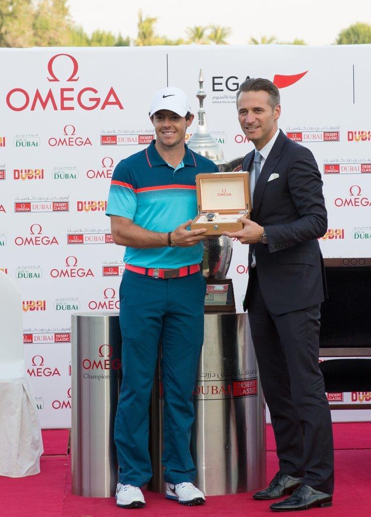 ゴルフ:ローリー・マキロイ選手がオメガ ドバイ デザート クラシック優勝_f0039351_17354343.jpg