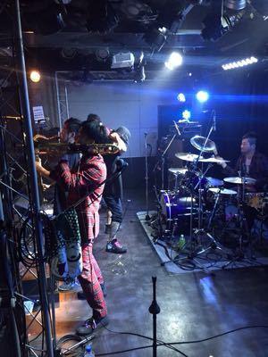 2015/2/3「ドラムYUTA、1年ぶりのステージ復帰!」_e0242155_21312543.jpg