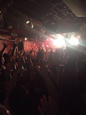2015/2/3「ドラムYUTA、1年ぶりのステージ復帰!」_e0242155_21312684.jpg