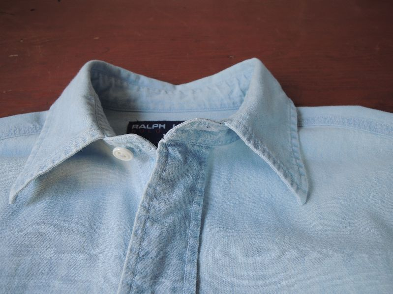 MIX SHIRTS-Mr.WRANGLER&POLO SPORT--RECOMMEND--_c0176867_186642.jpg