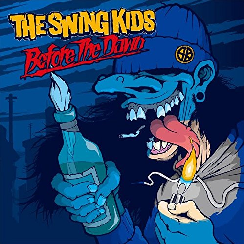 THE SWING KIDS 「Before The Dawn」_c0187573_1616317.jpg