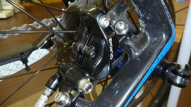 2月4日  NEW Brake_a0210091_12342896.jpg