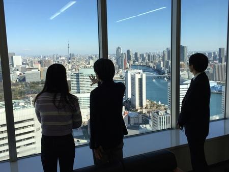 日本大使賞受賞者来日、表敬訪問忙しく、時間順の写真で報告_d0027795_813012.jpg