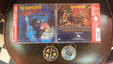 The Swing Kids 2nd album入荷!!_e0170049_134939.jpg