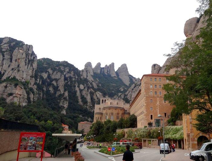 スペイン旅物語 21 最終回 モンセラット_a0092659_164958100.jpg