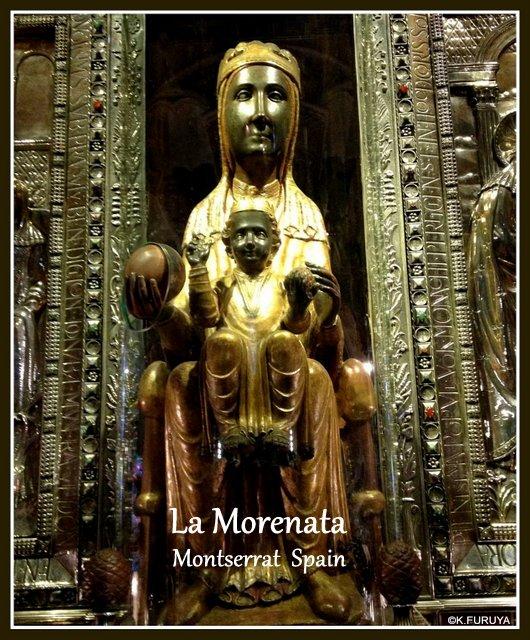 スペイン旅物語 21 最終回 モンセラット_a0092659_1672885.jpg