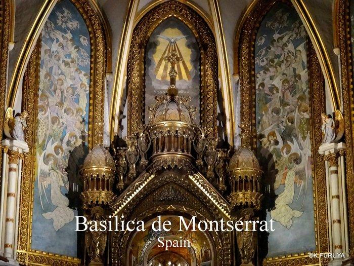 スペイン旅物語 21 最終回 モンセラット_a0092659_1814183.jpg