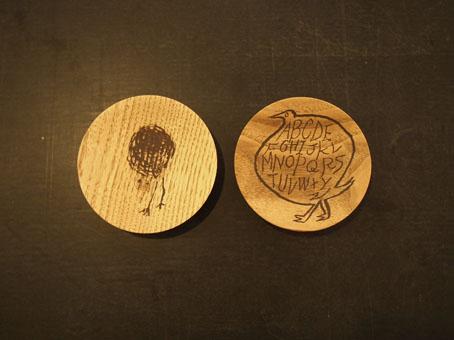 宮内知子さんの木のお皿、象嵌のいきもの_b0322280_182346100.jpg