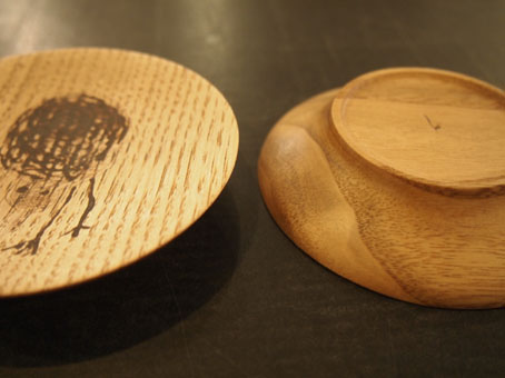 宮内知子さんの木のお皿、象嵌のいきもの_b0322280_18241281.jpg