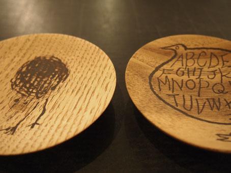 宮内知子さんの木のお皿、象嵌のいきもの_b0322280_18243838.jpg
