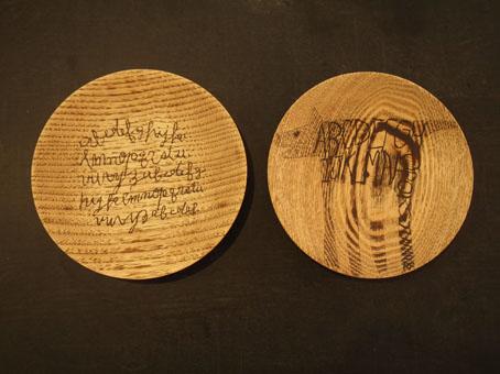 宮内知子さんの木のお皿、象嵌のいきもの_b0322280_1831995.jpg