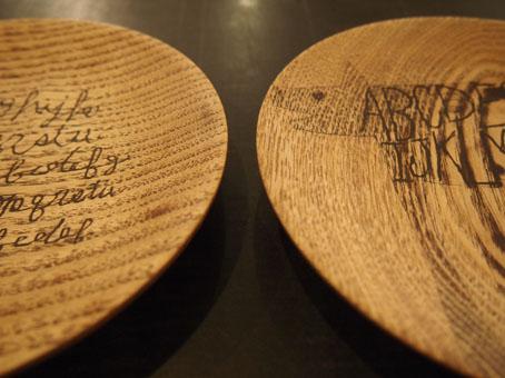 宮内知子さんの木のお皿、象嵌のいきもの_b0322280_1842920.jpg