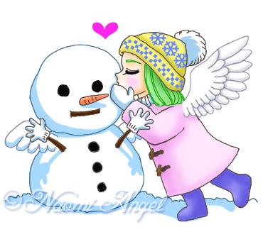 Naomi AngelのLINEスタンプ「天使たちの楽しいイベントー季節のあいさつ」販売開始♪_f0186787_22502783.jpg