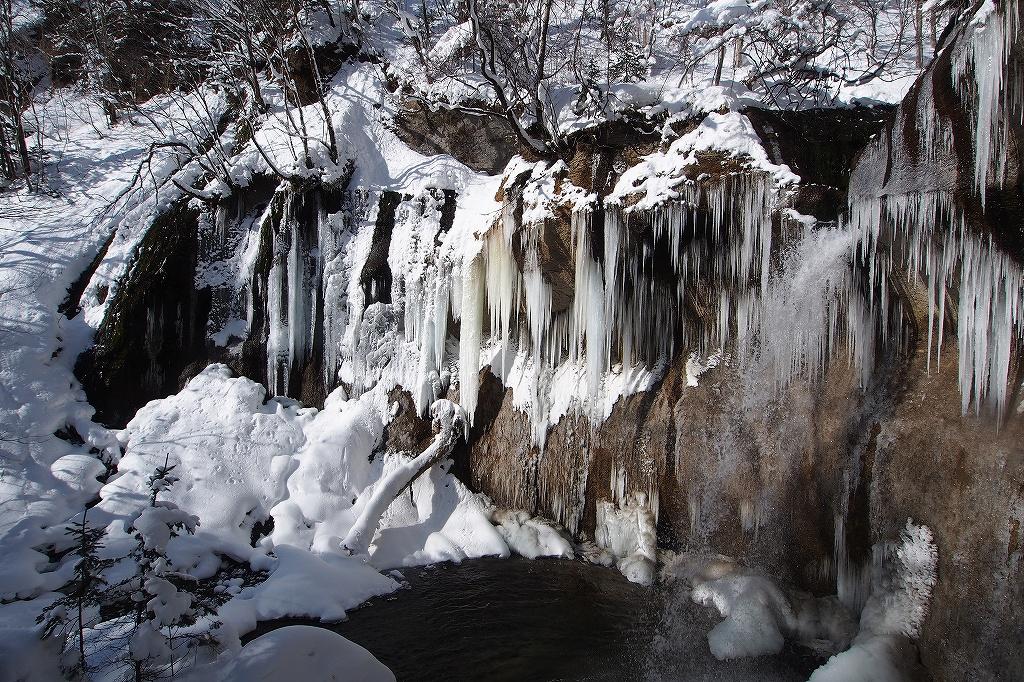 七条大滝、2月4日_f0138096_21293451.jpg